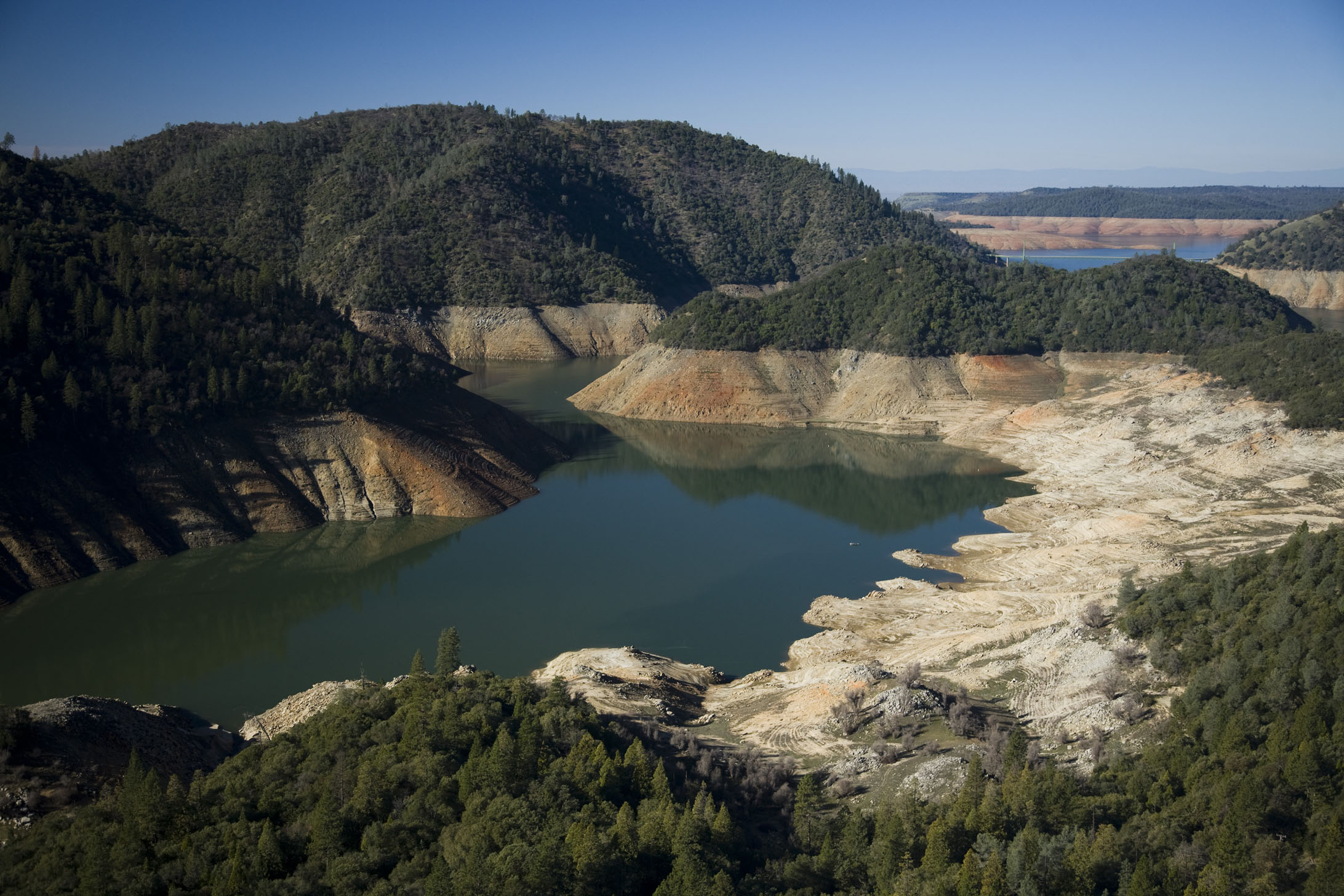 Lake Oroville Map And Info