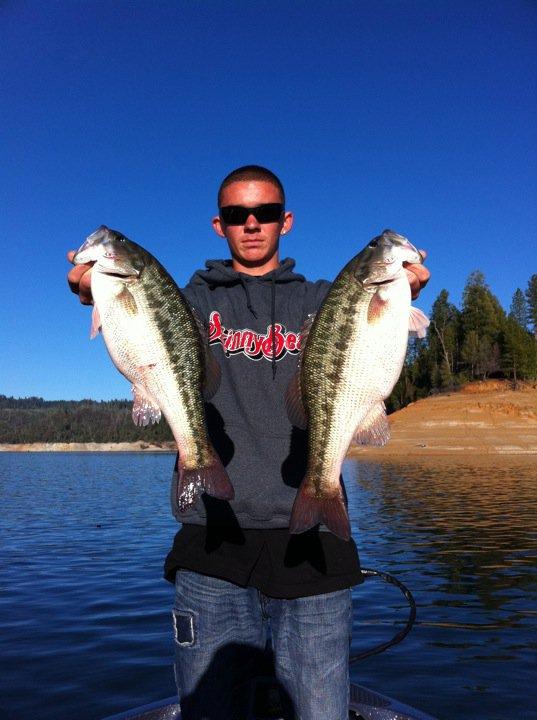 bullards bar bass fishing wright